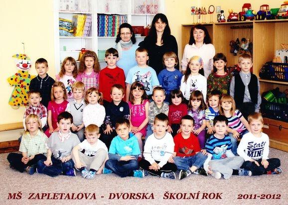 foto třída broučků